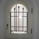 finestra centinata