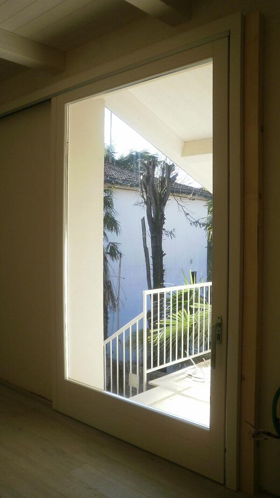 Porta finestra alzante scorrevole falegnameria nuova - Porta finestra scorrevole ...