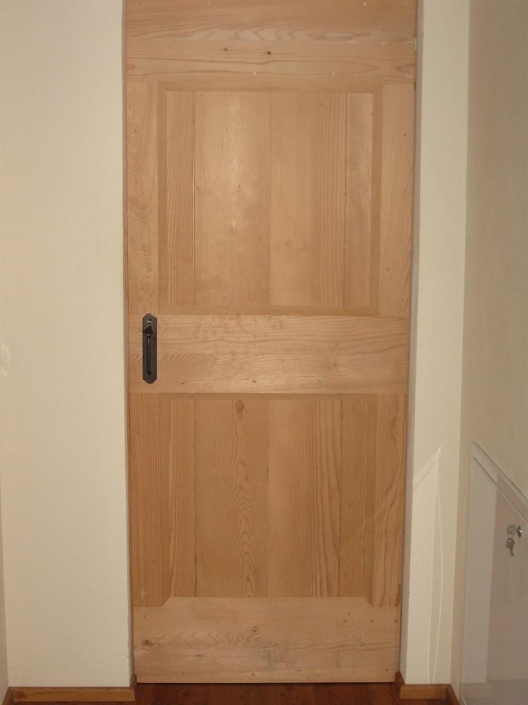 awesome porte in legno grezzo images