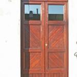 2- Porta in castagno (1)