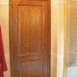 6 - Porta in abete anticato (2)