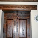 6 - Porta in abete anticato (5)