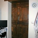 6 - Porta in abete anticato (6)