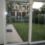 finestra alzante scorrevole due ante